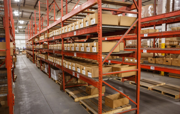JIT Inventory Warehousing