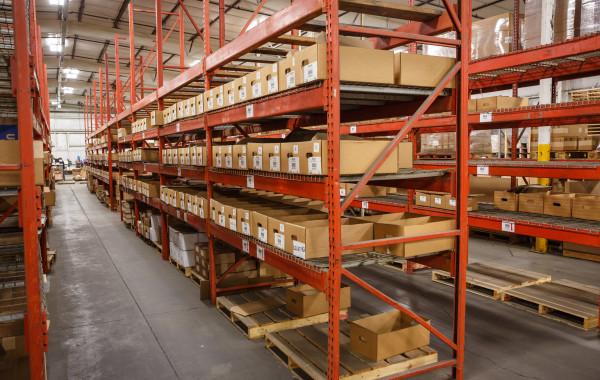 JIT Inventory Warehousing
