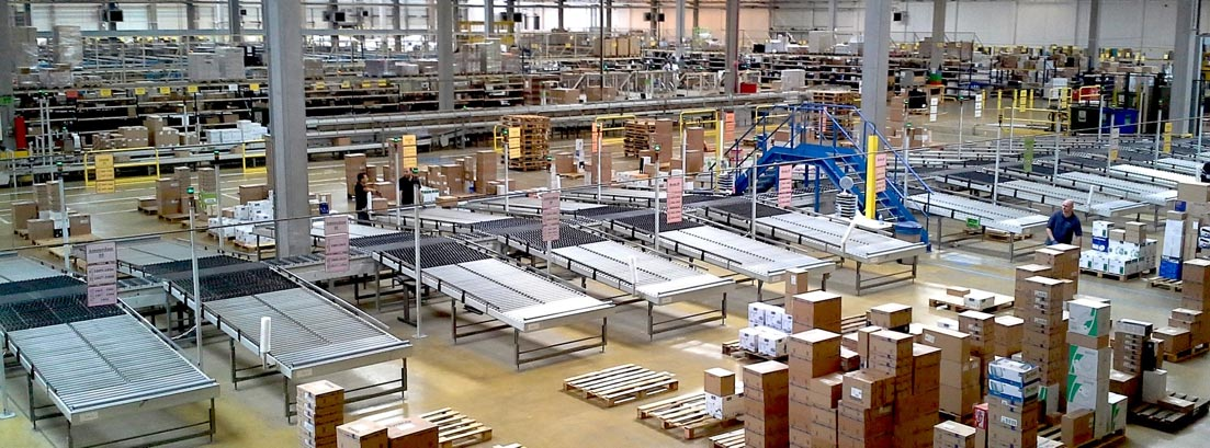 retail fulfillment systems